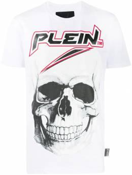 Philipp Plein футболка Space Plein A19CMTK4089PJY005N