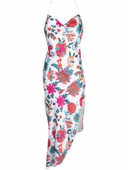 Haney платье Goldie с цветочным принтом PF195222