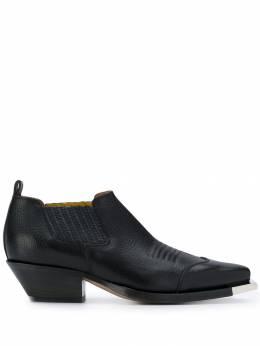 Off-White ковбойские ботинки OWIA175E19D680771000