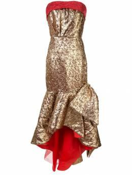 Bambah длинное платье Mermaid Bow SS19BMSS1944