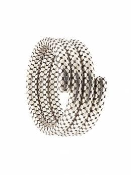 John Hardy тройной браслет Dot из серебра BB33721