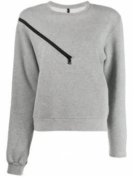 Unravel Project свитер с молнией на плече UWBA045E193160010600
