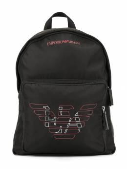 Emporio Armani Kids рюкзак с нашивкой-логотипом 4025129A573