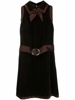 A.N.G.E.L.O. Vintage Cult платье 1960-х годов с поясом CULT450A