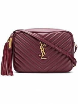 Saint Laurent каркасная сумка Lou 612544DV707