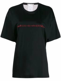Marco De Vincenzo футболка с принтом MJT004MDVCO05