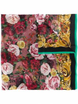 Dolce&Gabbana шарф с принтом FS182AGDQ30