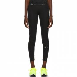 Adidas by Stella McCartney Black Performance Essentials Tights EA2205