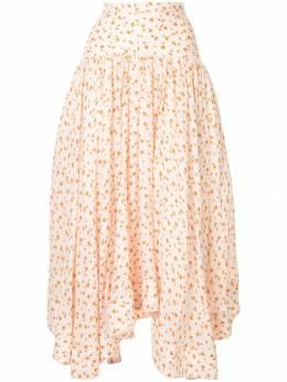 Acler пышная юбка Linton с цветочным принтом AS190461S