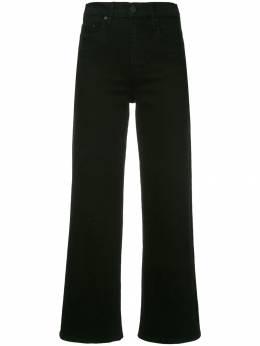 Nobody Denim расклешенные укороченные джинсы P7595