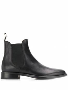 Scarosso ботинки челси ENZOCHELBLACALF