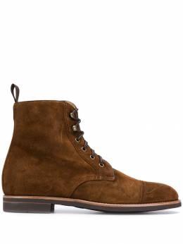 Scarosso ботинки на шнуровке PAOLOBOOTBROSUED