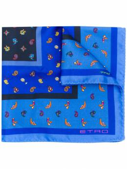 Etro patterned scarf 1T7104166