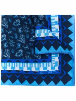 Etro paisley print scarf 1T7104161