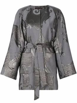 Talbot Runhof куртка 'Nubia' NUBIA1AE40