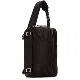 Master-Piece Co Black Lightning Sling Backpack 02117-n