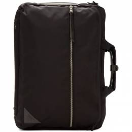 Master-Piece Co Black Various 3Way Backpack 24210
