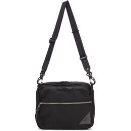 Master-Piece Co Black Various Shoulder Bag 24216