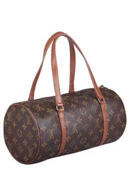 Louis Vuitton Monogram Canvas Papillon Bag 210650