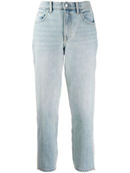 Alexander Wang укороченные джинсы 4DC2194520