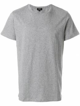 A.P.C. футболка с круглым вырезом COBSSH26504