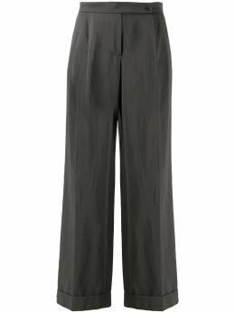 Lanvin Pre-Owned брюки широкого кроя 2006-го года LANV250B