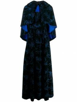 A.N.G.E.L.O. Vintage Cult вечернее платье 1950-х годов ANGE450D