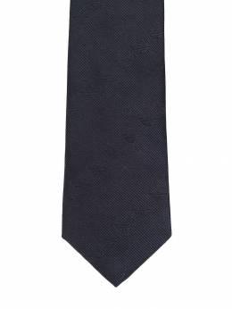 Emporio Armani Kids - однотонный галстук в рубчик 5059A950950809330000