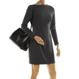 Louis Vuitton Black Epi Leather Brea MM Bag 211445