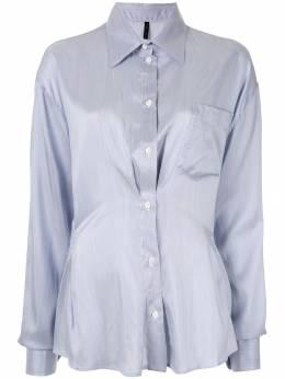 Unravel Project рубашка со сборками UWGA043E193070013000