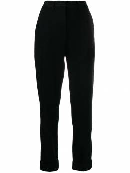 Kenzo брюки строгого кроя с завышенной талией F962PA0025AC
