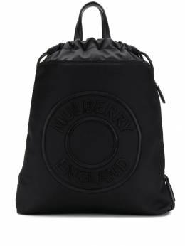 Mulberry рюкзак Urban с вышитым логотипом HP5131320A100
