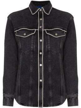 Simon Miller джинсовая рубашка в стиле вестерн W126114120029
