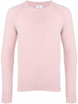 Ami свитер с круглым вырезом и рукавами реглан H19K014003