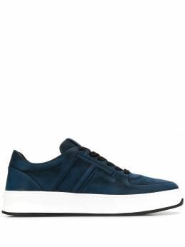 Tod's кроссовки на шнуровке XXM79B0BS10FL1U616