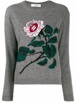Valentino свитер с вышивкой SB0KCA7551K