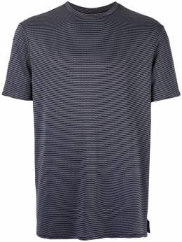 Emporio Armani футболка прямого кроя с логотипом 6G1TC81J81Z