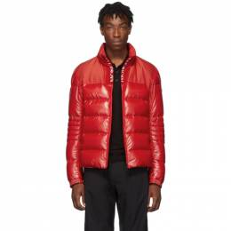 Moncler Red Down Bruel Jacket E2091 41826 85 68950