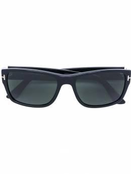 Tom Ford Eyewear солнцезащитные очки в квадратной оправе TF445