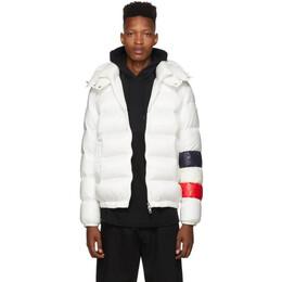 Moncler White Down Willm Jacket E2091 41355 85 C0104