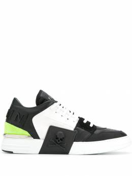 Philipp Plein кроссовки в стиле колор-блок F19SMSC2267PTE029N