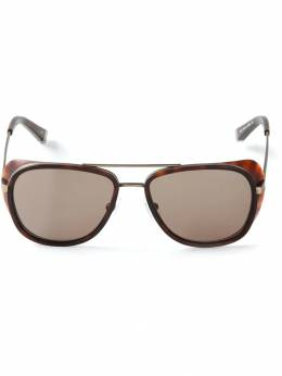 Matsuda солнцезащитные очки в круглой оправе M3023