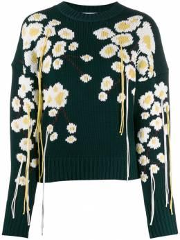 Enfold вязаный свитер с узором 300CA3701340