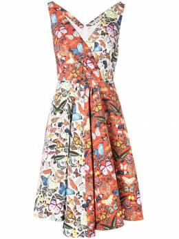 Mary Katrantzou платье Butterfly Flip SS19LD024