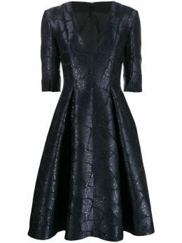 Talbot Runhof платье Torin TORIN1EG10