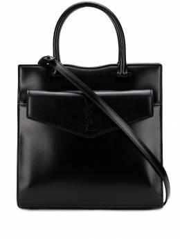 Saint Laurent каркасная сумка Uptown 56120303P0U
