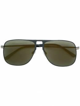Jimmy Choo Eyewear солнцезащитные очки 'Dan 60' DANS60E807
