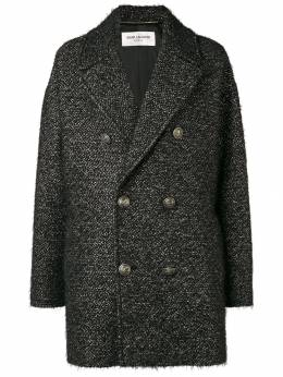 Saint Laurent short pea coat 488394Y088F