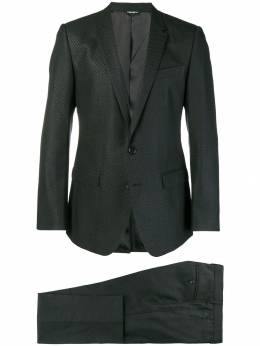 Dolce&Gabbana two-piece formal suit GK0EMTFJ3DO