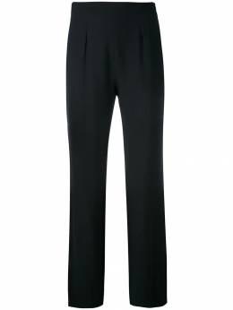Romeo Gigli Pre-Owned брюки с завышенной талией GIGL135